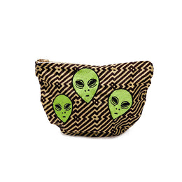 Alien Head Pouch View 2