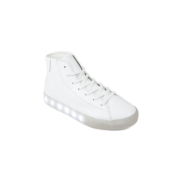 Fairmount Shoe in White View 2