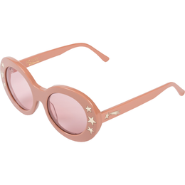 Dakota Sunglasses in Dusty Rose View 2