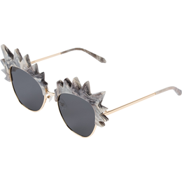 Romano Sunglasses in Oyster View 2