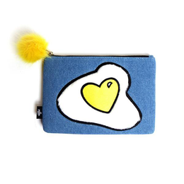 Sunny Side Up Clutch