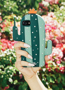 Cactus 3D iPhone Case View 2
