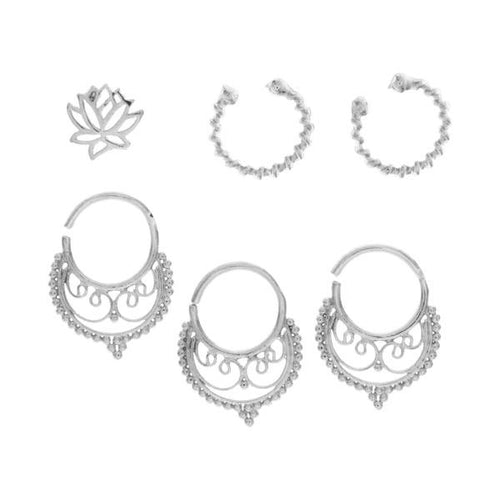 The Seymour Earring Set