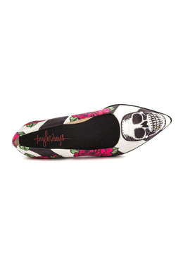Tequila Pointed Flats