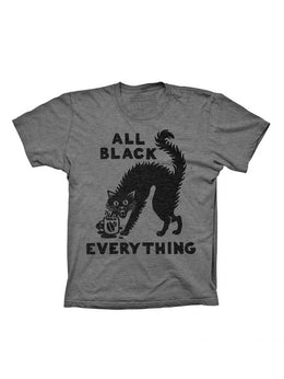 All Black Everything Tee