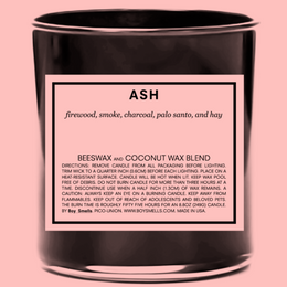 Ash Candle