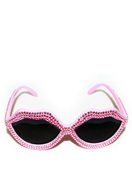Light Pink Lip Sunglasses