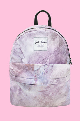 Backpack in Marble