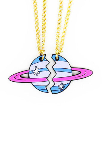 Planet Besties Necklace