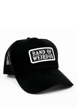 Band of Weirdos Trucker Hat