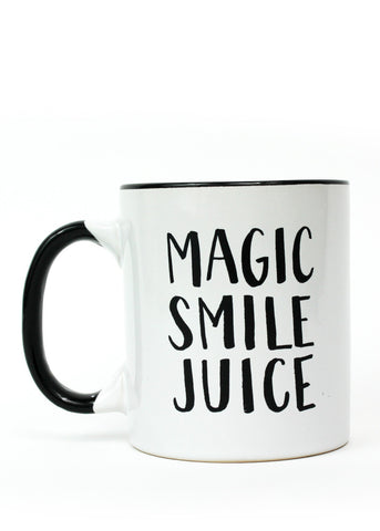 Magic Smile Juice Mug