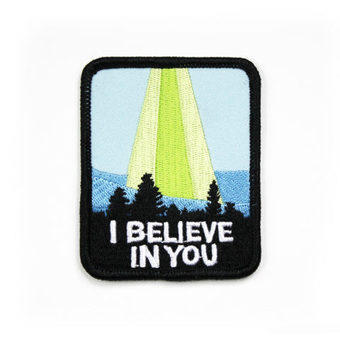 I Believe In You Patch