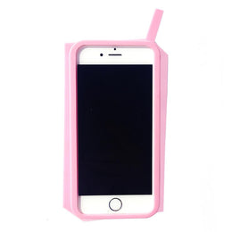 Bitchin' & Sippin' iPhone 6/6S Case in Pink View 2