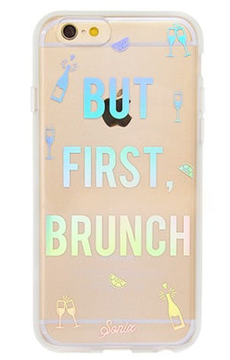 But First, Brunch iPhone 6/6s Case View 2