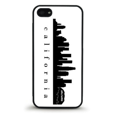 Los Angeles Skyline iPhone 5/5s Case