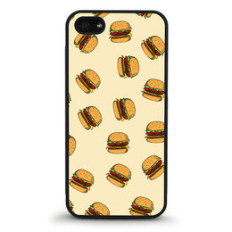 Hamburger Printed iPhone 5/5s Case