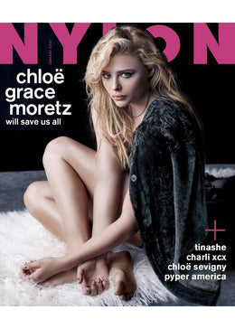 Chloe Grace Moretz, January 2016