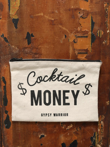Cocktail Money Pouch