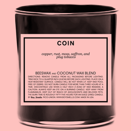 Coin Candle