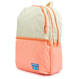 Two Tone Wilson Backpack Bone/Coral