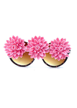 Lily Pond Peekaboo Sunglasses