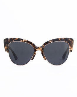 Daphne Sunglasses in Brown Tortise