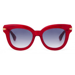 Elliot Sunglasses in Ruby