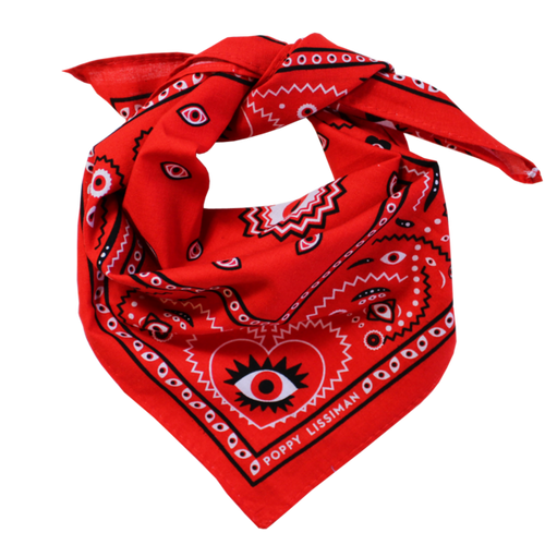 Eye Heart Bandana