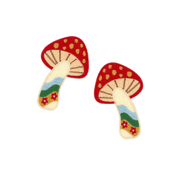 Fuzzy Mushies Set