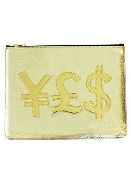 Gold Fortune Clutch
