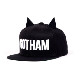 Gotham Horned Snapback View 2