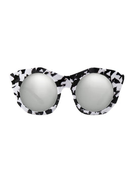 Abiel Grey Tortise Sunglasses