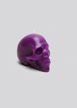 Skull Candle Purple
