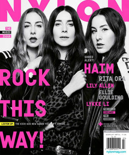 haim, june/july 2014 the music issue