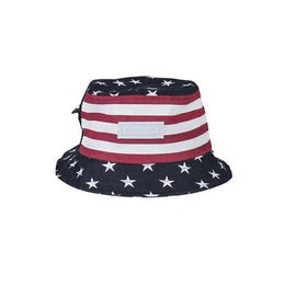 Stars & Stripes Bucket Hat