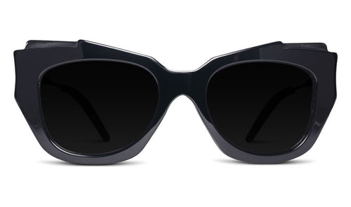 Hestia Sunglasses in Black