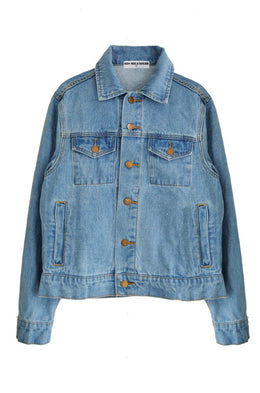 Hotter Than Hell Denim Jacket View 2