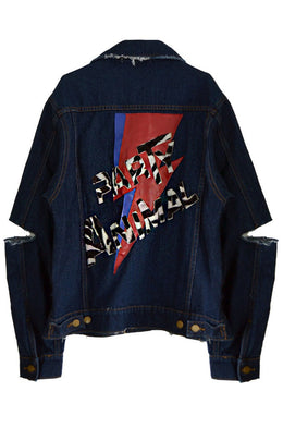 Party Animal Denim Jacket