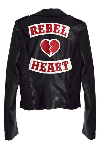 Rebel Heart Moto Jacket