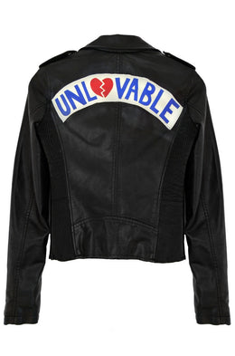 Unlovable Moto Jacket