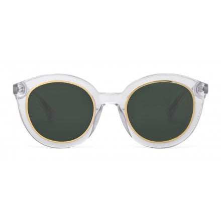 Holland Sunglasses in Clear