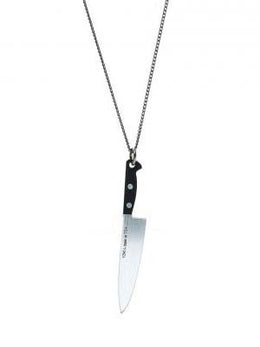 Knife Necklace