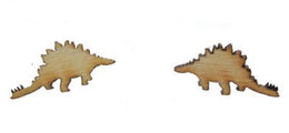 Stegosaurus Earrings