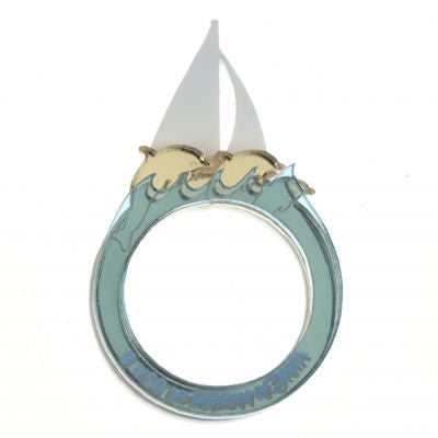 Rough Seas Ring