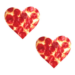 Pizza Heart Pasties
