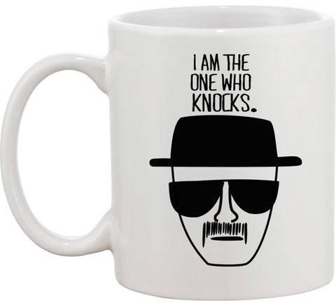 I am the one who knocks Mug