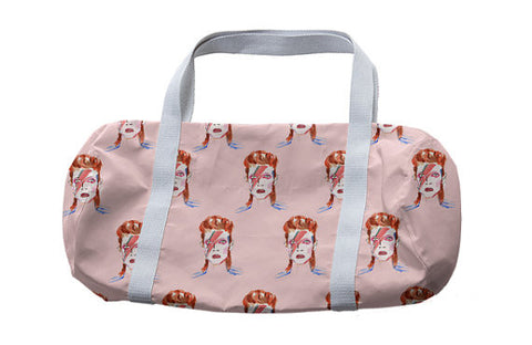 Icon Duffle in Pink