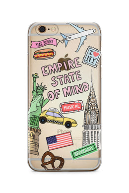 iPhone Case - New York City / iPhone 7