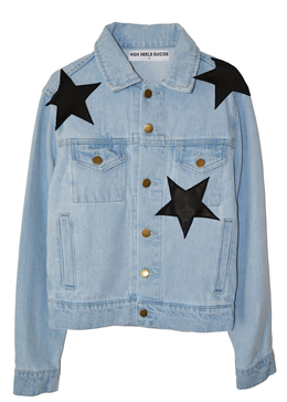 Starry Day Denim Jacket
