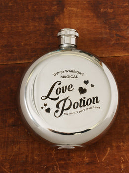 Love Potion Flask View 2